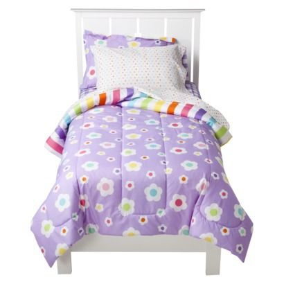 $59.99 Circo® Girl Mix & Match Bedding Set - Purple
