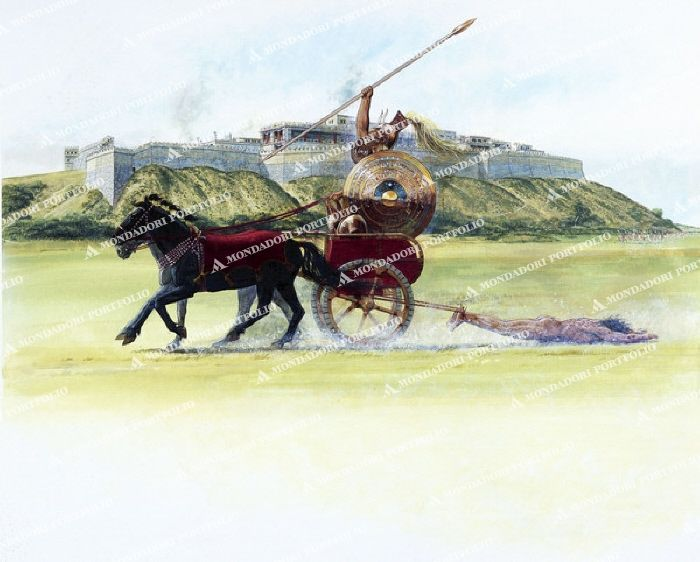 is achilles treatment of hectors body Major themes, characters, and a full summary and analysis at the hands of achilles achilles' treatment of hector is achilles has hector's body.