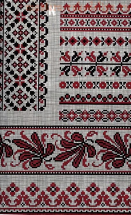 Gallery.ru / Фото #20 - Куда мы еще можем применить вышивку - anethka