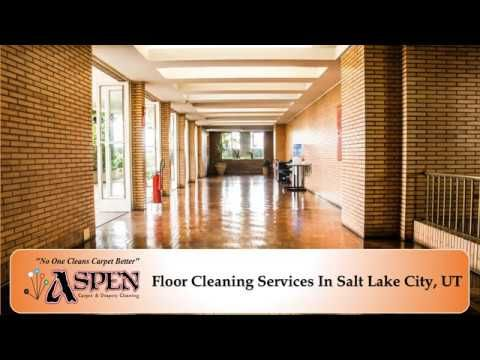 Looking for floor cleaning services in Salt Lake City, UT? Visit Aspen Roto Clean. The technicians provide complete floor cleaning solutions to residential as well as commercial properties across the city. They specialize in cleaning hardwood, concrete, vinyl and marble floors. To know more about the floor cleaning services provided in Salt Lake City, visit http://aspenrotoclean.com