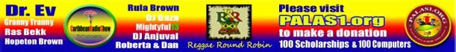 International Reggae Artist LUCIANO,Rankin Scroo,Marcia Ball 05/09 by Caribbean Radio Show CrsRadio | Blog Talk Radio