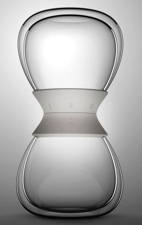 Tea-Time   Tea Steeper   by Pengtao Yu   Red Dot Best of the Best 2011
