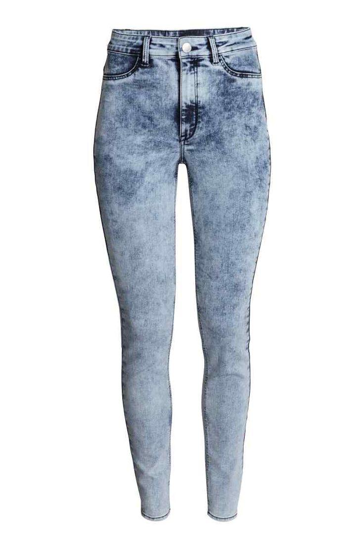 Pantalon Taille haute | H&M