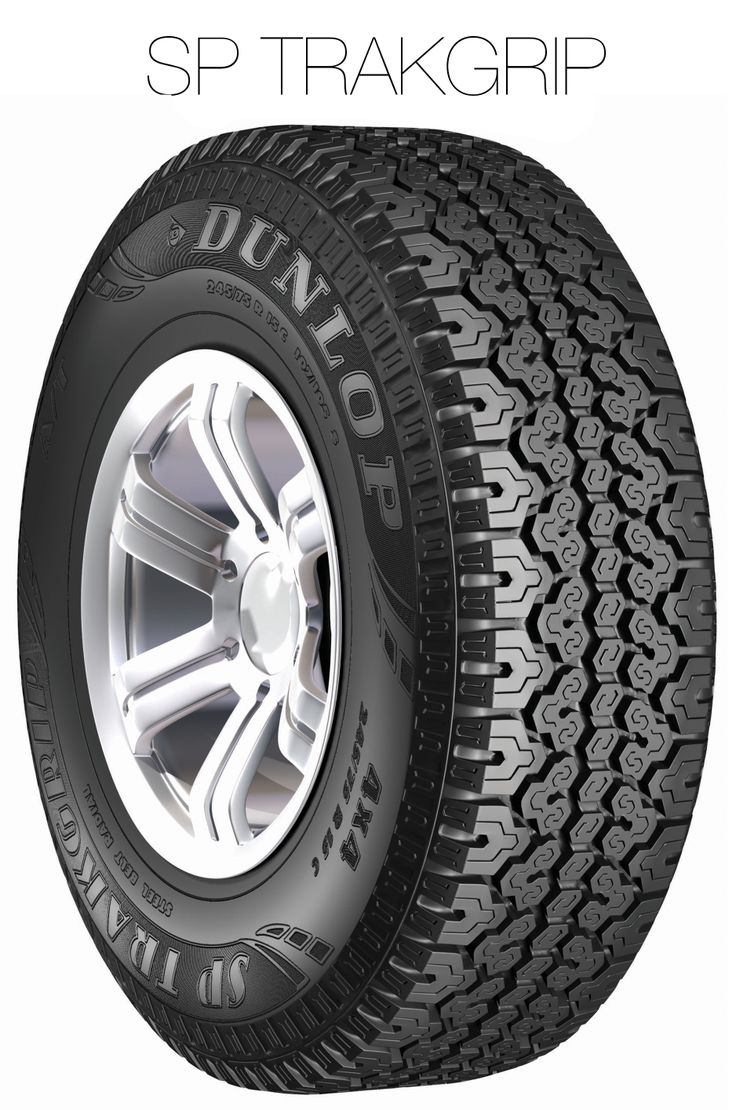A steel-belt light truck / recreational radial-ply tyre with a multipurpose pattern for on- and off-road use.