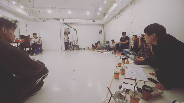 #연극 #데미안 #연습실 방문했습니다 기대해주세요! Talk & P http://ift.tt/2d7zCQL #연습실스케치 #demian #헤르만헤세 #play #Korea #연극 #데미안 #kactor