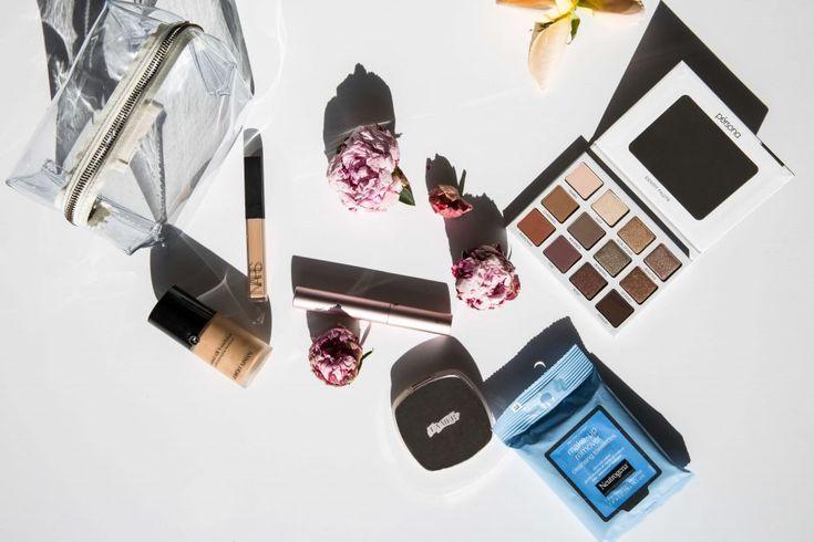 Travel Makeup Bag Essentials - Simply Sona