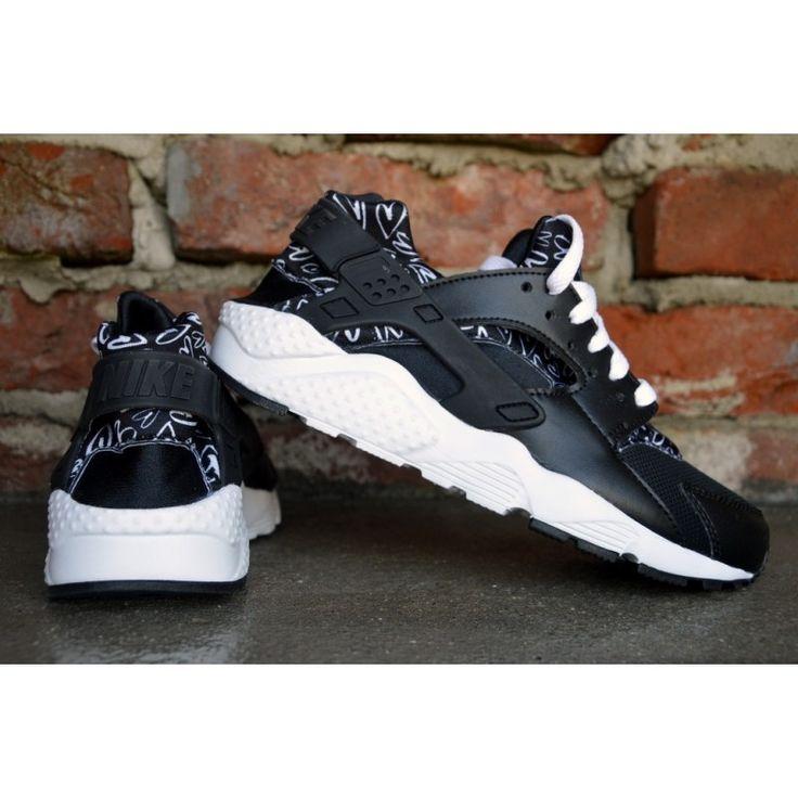 Nike Huarache Run Print GS 704946-00