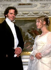 Mr. & Mrs. Bennet    Behind the Scenes - Wardrobe    Publicity Photo - Darcy & Elizabeth    Publicity Photo - Bennet Family    Publicity P...