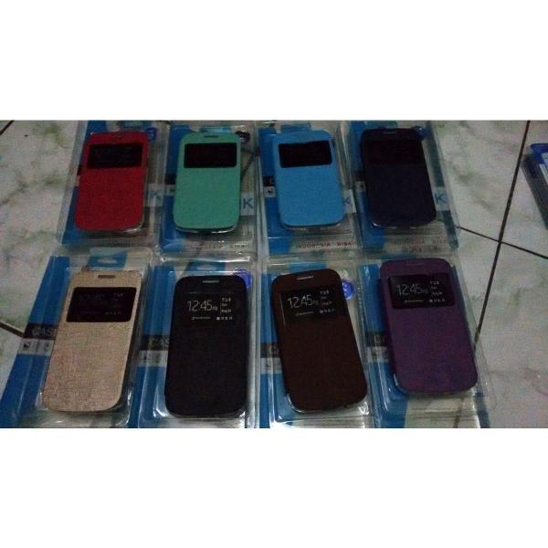 Beli Flip S View Cover Jelly Samsung Core GT-I8262 & I8260 dari Pii P. Two. B. p2b - Jakarta Pusat hanya di Bukalapak