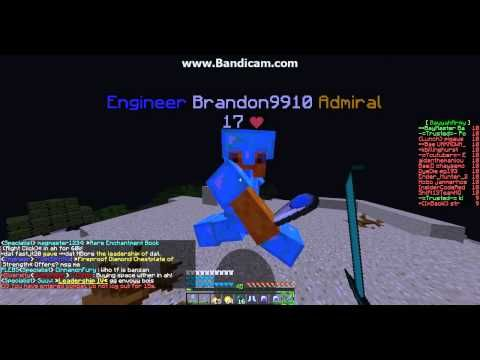Minecraft Cosmic Pvp Enchant tutorial: Epicness - YouTube