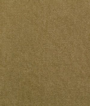 Washed Burlap Brown Upholstery Denim Fabric
