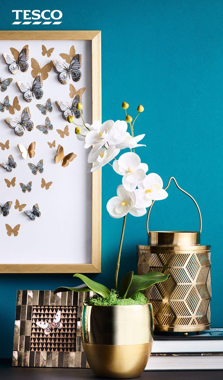 23 best fox ivy tesco images on pinterest hedera. Black Bedroom Furniture Sets. Home Design Ideas