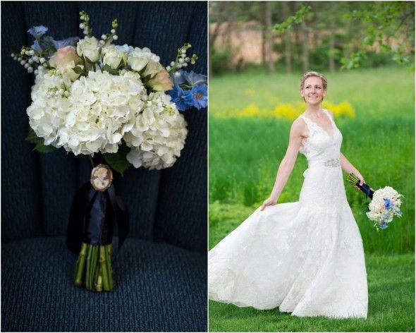 Preppy Wedding Flowers - Preppy Wedding Style