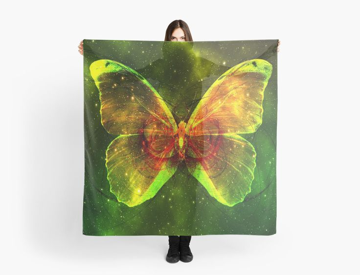 Space Butterfly  Scarf by scardesign11 #summer #summervacations #scarves #redbubble #coolsummerscarf #hipster #buycoolscarves #CoolGifts #fashion #summerfashion #buyscarves #buysummerscarf #giftsforher #gifts #giftsforteens #scarf #coolscarf #womensclothing #buysummerscarf #summergifts #womenfashion #sunsetscarf #sunset #summeraccessories #accessories #space #butterfly #spacescarf
