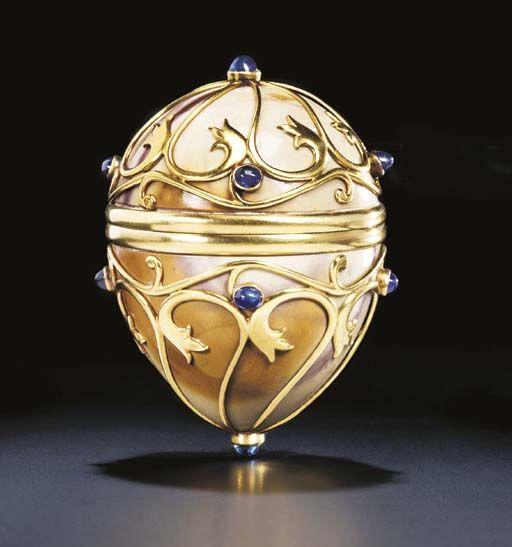 Christie's Carl Faberge Eggs