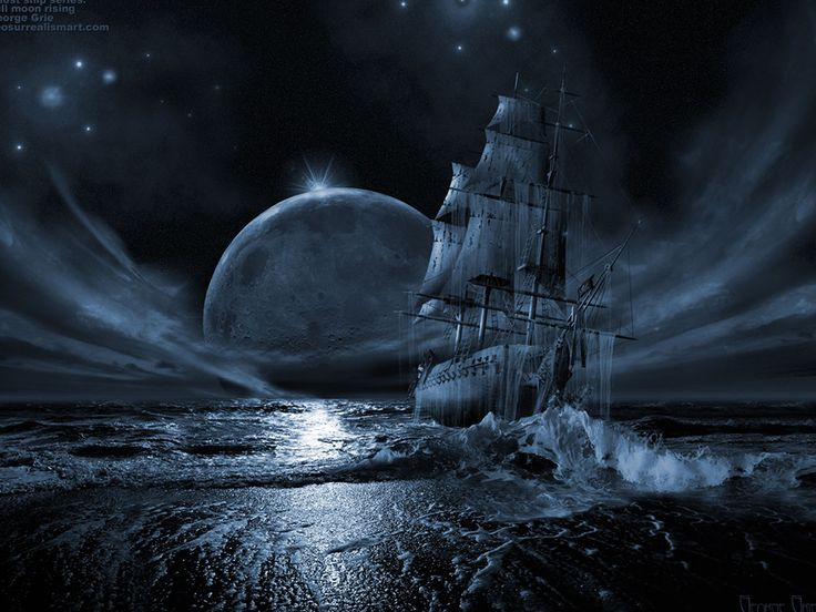 Ghost ships are one of the most enduring legends of the sea, and tales of mysterious ships with missing crews have peppered the accounts of mariners both ancient and modern for hundreds of years. Description from ehoza.com. I searched for this on bing.com/images                                                                                           More