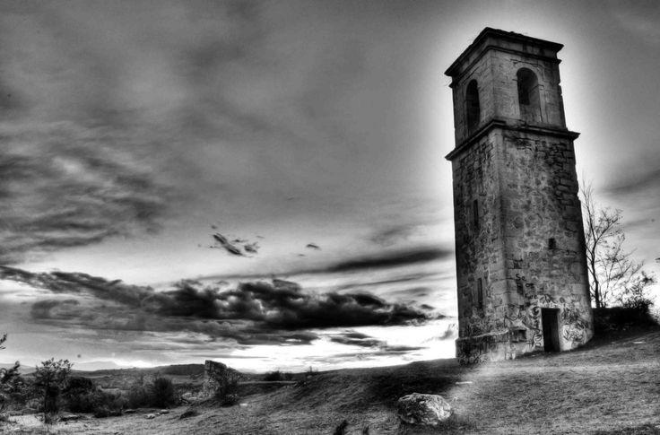 Lugares tenebrosos. | La Vela Negra