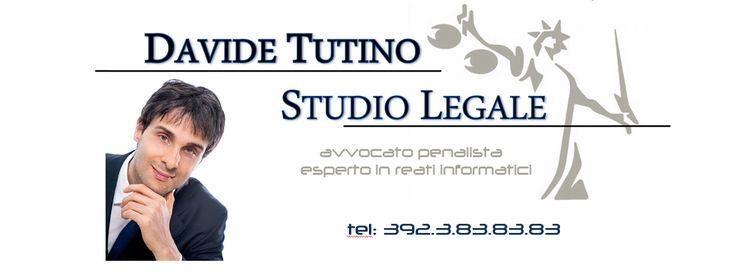 Avvocato penalista a CATANIA, Davide Tutino si è distinto in Italia per i casi trattati in materia di reati informatici