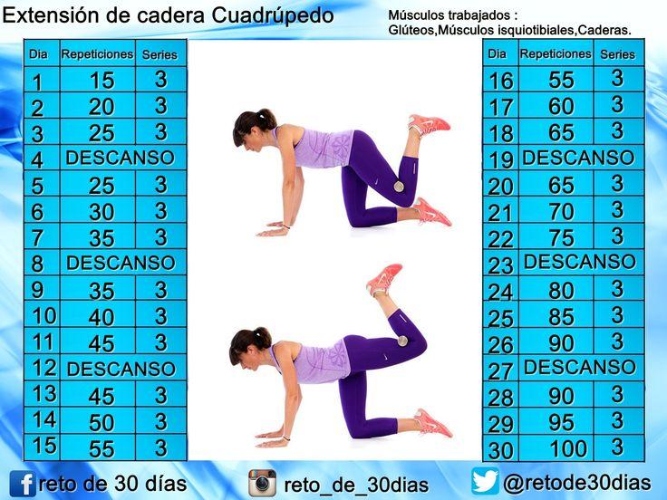 17 best images about ejercicios on pinterest triceps - Videos de zumba para hacer en casa ...