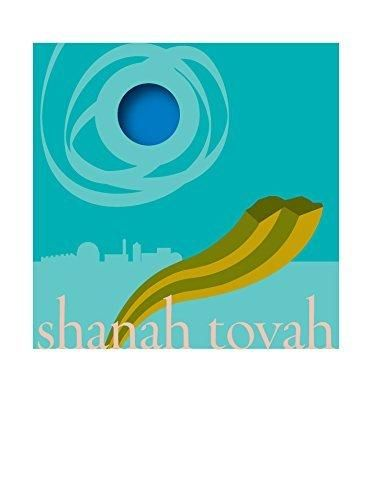 Shanah Tovah Jewish New Year Cards by Great Arrow