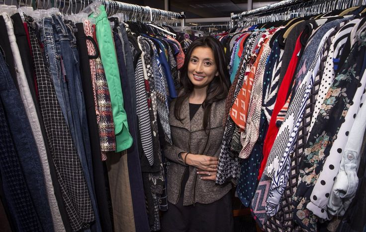 "Katrina Lake, 31, founder and CEO of Stitch Fix in San Francisco, set her sights on being a ""retailer of the future.""  (JOHN GREEN/MCT)"