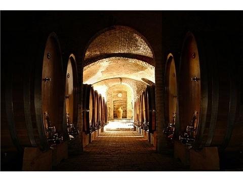 Cantina del Castello di Razzano (AL) Monferrato, Piemonte, Italy