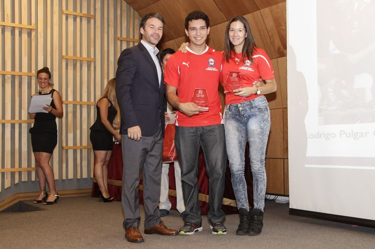 Ceremonia Entrega de Premios DAE 2014