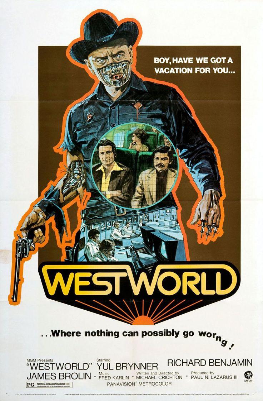 "MICHAEL CRICHTON'S ""WESTWORLD"" (METRO-GOLDWYN-MAYER) 1973"