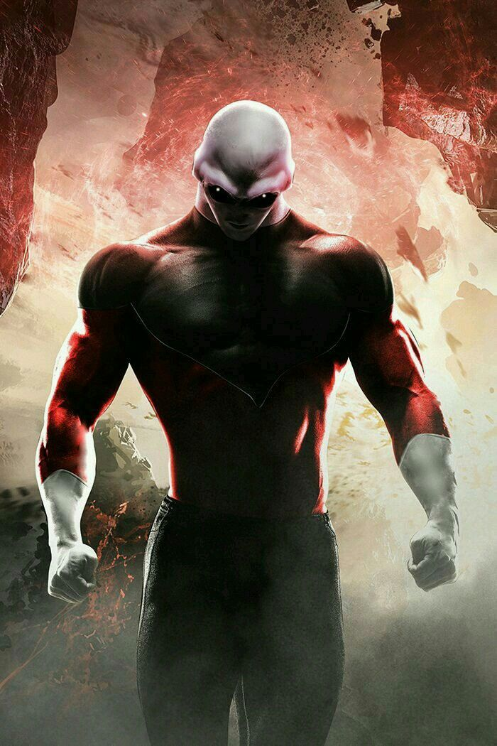 Jiren from DB Super