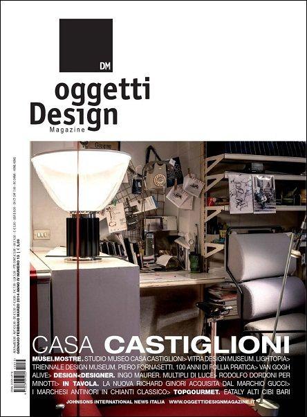 Oggetti di design - Gennaio-Marzo 2014 Italiano | PDF | 180 pagine | 111 MB