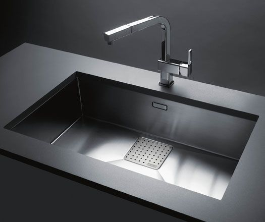Cheap Franke Sinks : kitchen sinks franke kitchen countertop sinks melbourne melbourne ...
