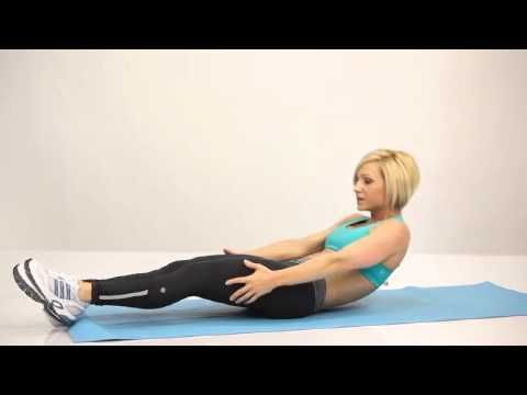 Tighten your core with these three effective abs moves from Jamie Eason!