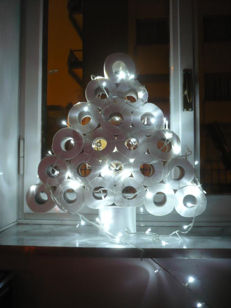 #Christmas tree by night  #sottosopra  #sottosopracomunicazione