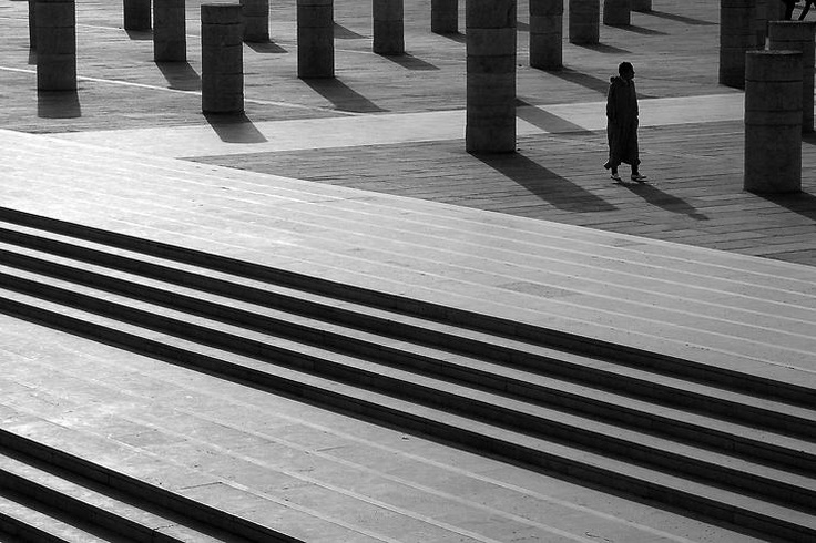 L'uomo e le linee by Marco Vissani @ http://adoroletuefoto.it
