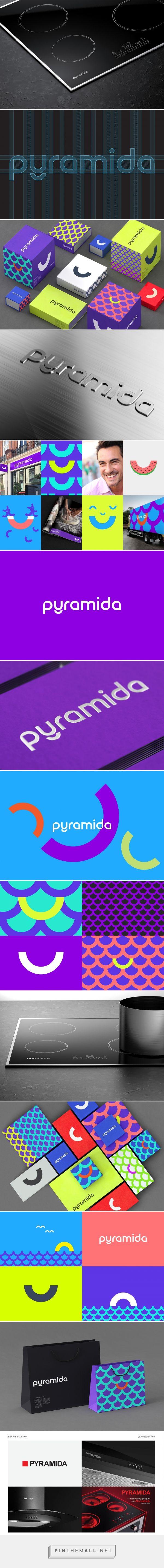 Pyramida - Brand Identity