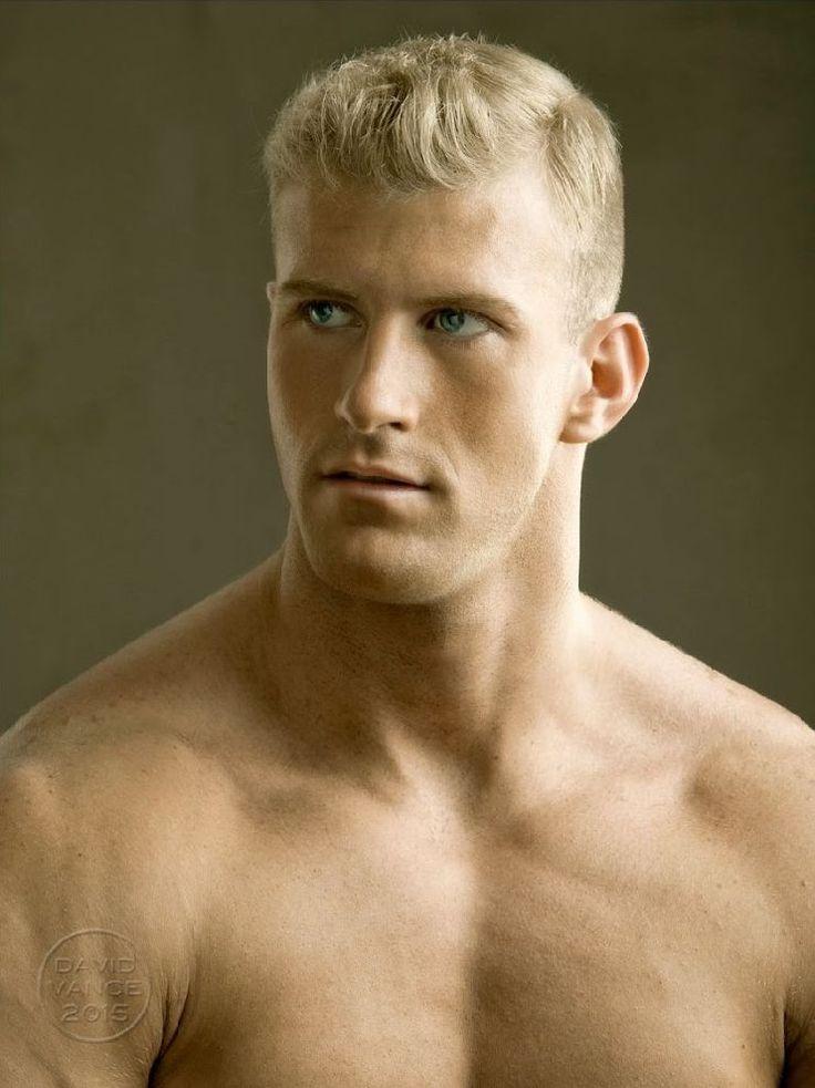 Alex Munsch: Masculine Beauty. David Vance Photos   BdD ...