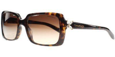 Tiffany 4047B 80153B Dark Havana 4047B Sunglasses Tiffany. $204.89
