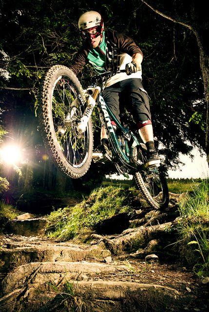 Rider: Andi Brewi | Location: Spielberghaus Salbach/Hinterglem, Austria | Photo: Dominic Zimmermann