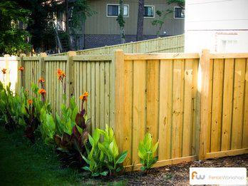 Wood Fences Athens Ga Privacy Fencing Installation