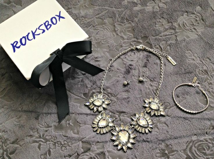 More Rocksbox jewelry -- http://aladygoeswest.com/2015/05/08/friday-favorites-food-tech-sparkle-and-more/