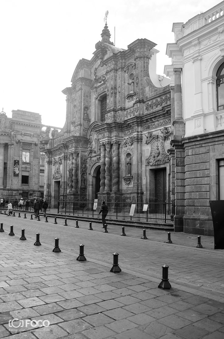 Centro Histórico - Quito