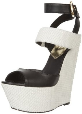 Dsquared2 Inc. Womens Beauty Stampatino Wedge,