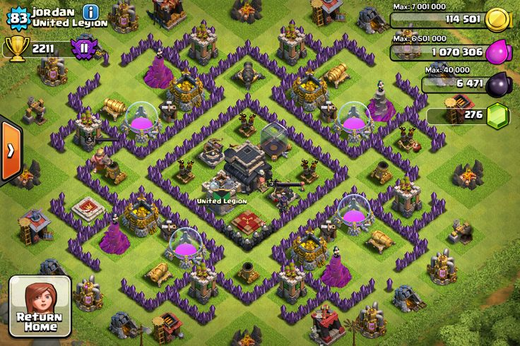 clash of clans facebook spielstand laden