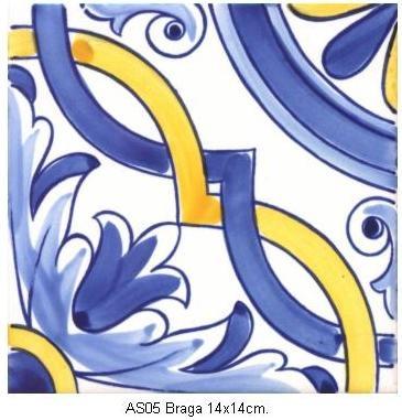 Camilù - Braga Azulejos Ceramica portoghese | dcasa.it