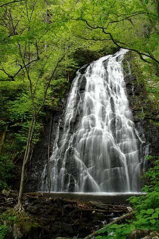 Crabtree Falls, Virginia! Beautiful hike.