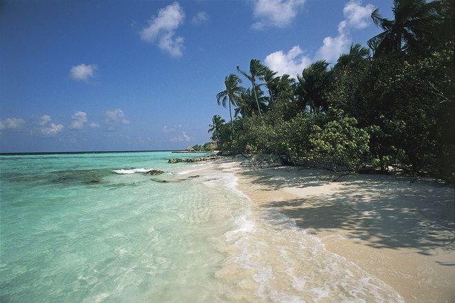 Makunudhoo Atoll, Malediven