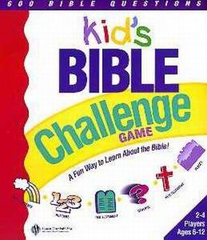 Kids Bible Challenge Game