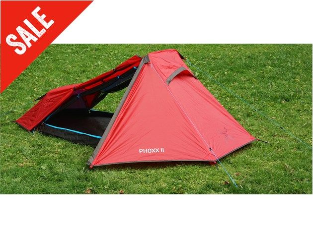 50 OEX Phoxx II 2 Person Backpacking Tent | GO Outdoors