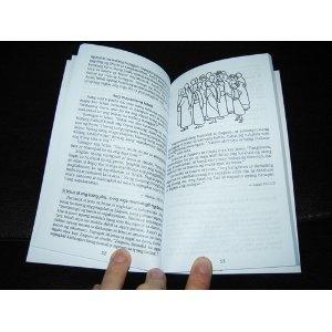 Know Jesus Christ / Tagalog Language Edition Booklet for evangelism / Sino si Jesus? Isang buod ng buhay at aral ni Jesus ng Nazaret (Bagong Edisyon) RTPv 560 $8.99