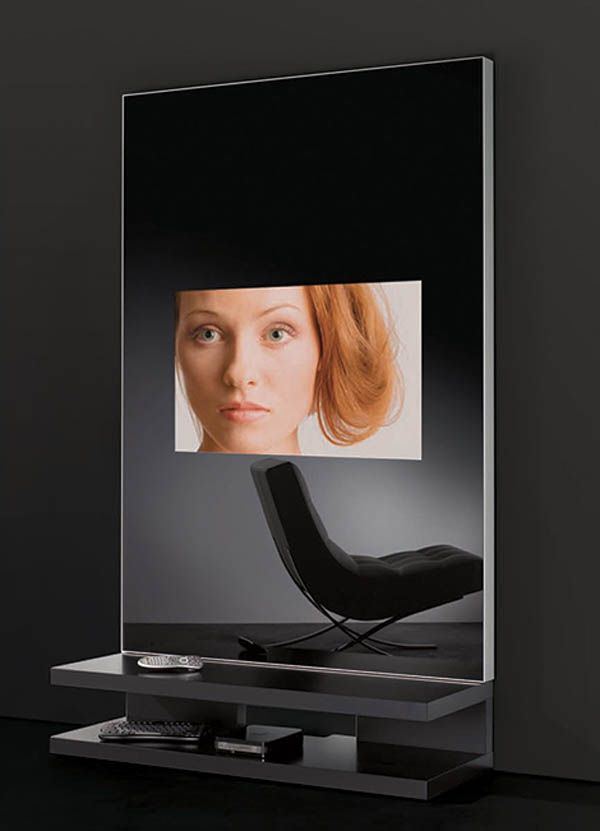 Not a want... Need. TV Mirror center room unit